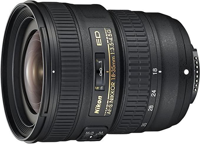 Nikon 18-35mm f/3.5-4.5 G