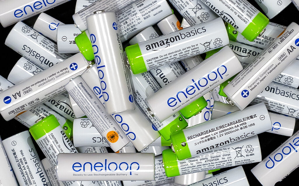 Best Rechargeable AA Batteries For Your Flash