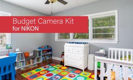 2020 Budget Real Estate Photography Camera Setup (Nikon Version)