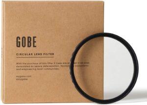 Gobe UV filter