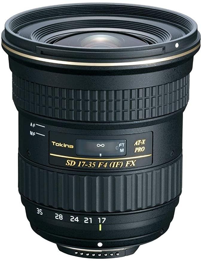 Tokina 17-35mm f/4