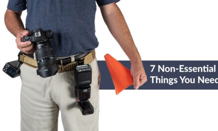 7 Non-Essential Real Estate Photography Equipment You Must Have