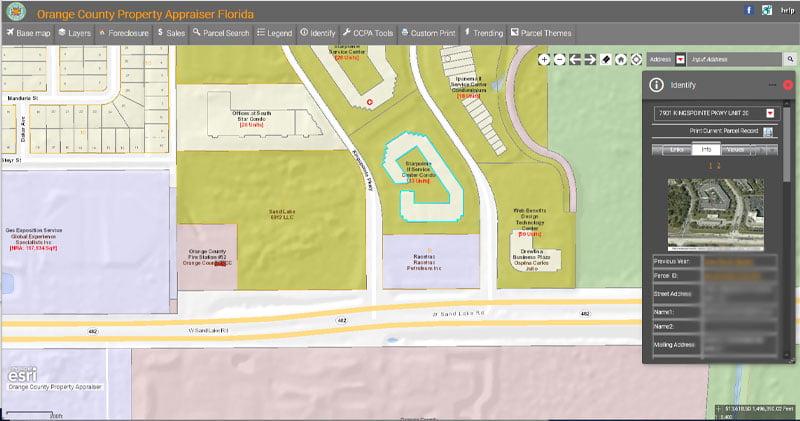 Property Appraiser Lot Lines Map
