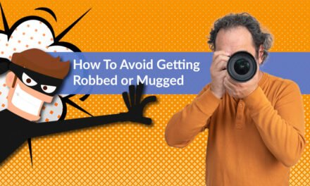 Eight simple ways to avoid getting your camera gear stolen or becoming a victim